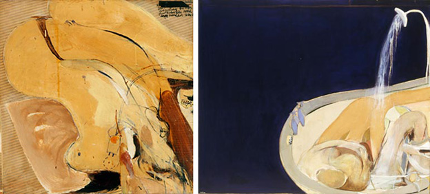 Brett Whiteley exhibition The London years