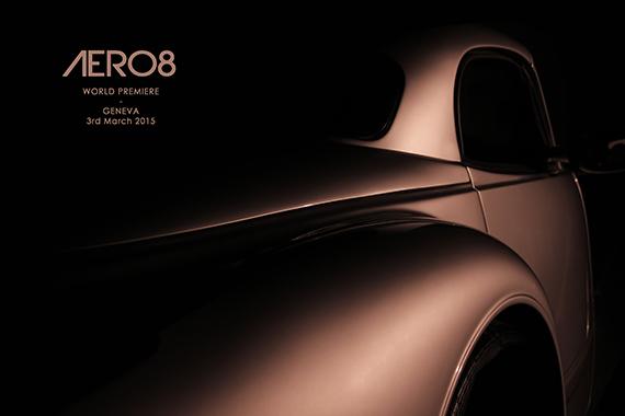 Aero 8 - World Premiere