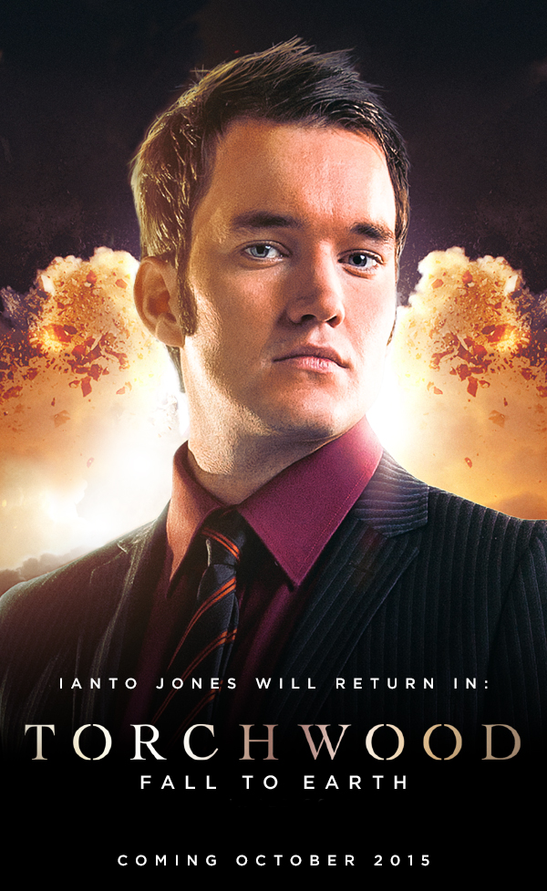 Ianto Jones will return in Torchwood: Fall to Earth