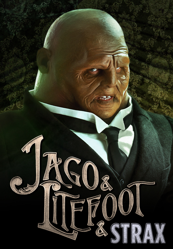 Jago & Litefoot & STRAX: November 2015