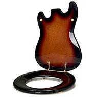 Joe Bonamassa - Jammin' Johns Screamer - Electric Guitar Toilet Seat Cover