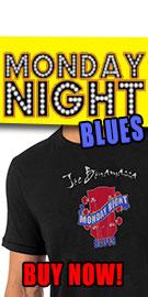Monday Night Blues Jacket. Buy now!