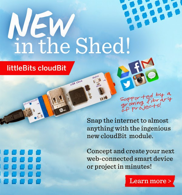 Little Bits Cloud Starter Bundle