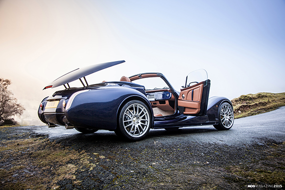 Introducing the new Morgan Aero 8