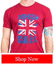 Tribut Apparel - LONDON CALLS (MEN)