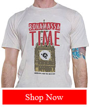 Tribut Apparel - BONAMASSA TIME (MEN)