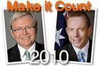 Countdown to '2010 Make it Count'