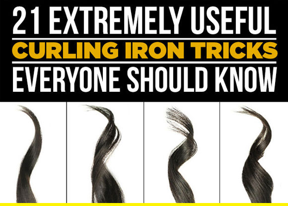 master your curling iron