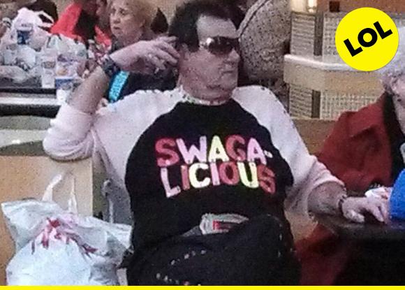 Swagalicious? No thank you!