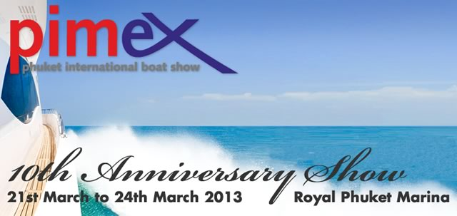 Phuket International Boat Show