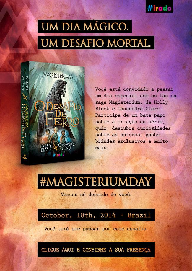 #MagisteriumDay